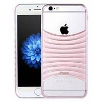 Пластиковый чехол-бампер Strapless iPhone 6/6s розовый Remax 601502