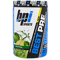 BPI Sports, Лучший продукт для приема перед тренировкой, 3-гидроксибутират кетон и энергия, яблоко и груша, 11,11 унц. (315 г).
