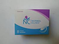 Тампони Normal Clinic Махі 8шт (1/1)