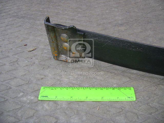 Лист рессоры №2 передней ГАЗ 53 1216мм (пр-во ГАЗ). 3309-2902016. Ціна з ПДВ.
