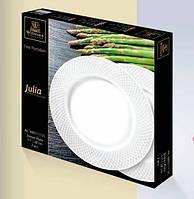 Набор: Тарелка обеденная Wilmax 28 см 2 шт от Юлии Высоцкой WL-880117-JV / 2C