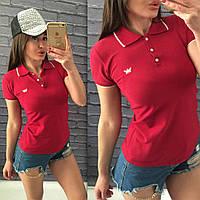 Новинка! Женская футболка Polo