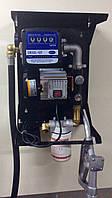 Топливораздаточная колонка D-60, 220В, 60 л/мин, для дизельного топлива (дизеля, ДТ)  КИЕВ