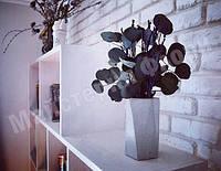 """Бетонная ваза """"Вирджиния"""" 8*16,5 см, фото 1"""