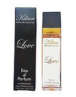 Мини парфюм Kilian Love by Kilian (Килиан Лав Бай Килиан) 40 мл. (реплика)