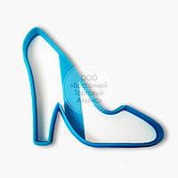 """3D форми для пряників - Вирубка """"Туфелька"""" 10 см"""