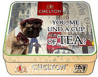 "Чай черный  Chelton ""Ты, я и чашка чая?"" 60 г ж/б."