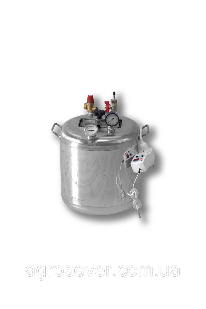 """Автоклав """"ГУД-8 electro"""" (Универсальный) 7 литровых или 8 пол литровых банок"""