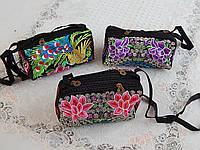 Красивая женская сумка на плечо разные рисунки, фото 1