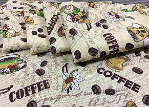 "Кухонное полотенце ""Кофе"" №1, 45*70см, фото 2"
