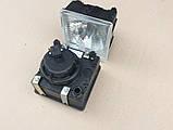 Фара МТЗ передняя квадратная с ламп. в пластм. корпусе, фото 2