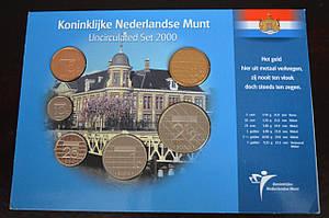 Минт сет Нидерландов, 2000 г