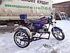 Боковая коляска к мопеду Alpha (Альфа), фото 3
