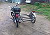 Боковая коляска к мопеду Alpha (Альфа), фото 6