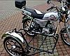Боковая коляска к мопеду Alpha (Альфа), фото 10