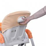 Стульчик для кормления Bambi M 3234-5 оранжевый, фото 5