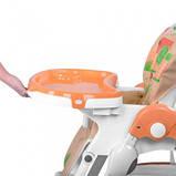 Стульчик для кормления Bambi M 3234-5 оранжевый, фото 4