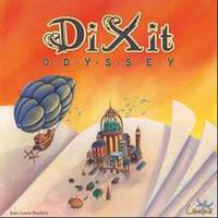 """Дополнение к игре """"DiXit Odyssey"""""""