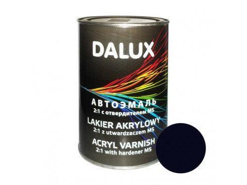 Автокраска акриловая 456 Темно-синяя DALUX 2K, 1л. без отвердителя