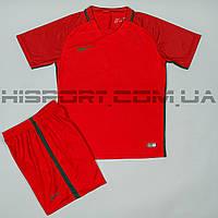 Футбольная форма игровая Nike для команд бордовая