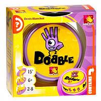 """Настольная игра """"Доббль (Dobble, Spot It!)"""" Asmodee"""
