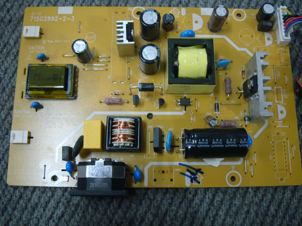 Монитор Acer G195HQV на запчасти