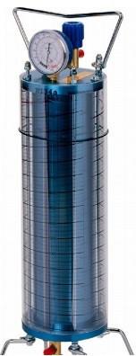 Заправочный цилиндр ( для R-134a, R-12) JTC  1219 JTC