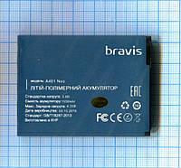 Аккумулятор для Bravis Neo A401(1650mAh, 3.8V)