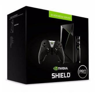 "Игровой медиаплеер nVidia Shield Pro ""Over-Stock"""