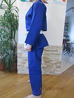 Х/Б Кимоно кімоно ДЗЮДО Джиу джитсу синее белое ПАКИСТАН кімано кимано