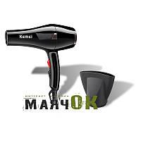 Фен для волос Kemei KM-8857, 2200W