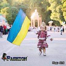 Национальный костюм для девочки Украина ( 3 года), фото 2