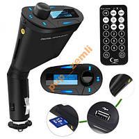 FM модулятор MP3 плеер USB SD/micro SD/MMC 12v/24v