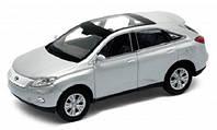 Коллекционная инерционная модель - Lexus RX 450h, 43641CW