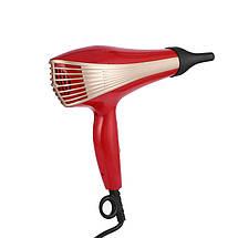 Фен для волос Kemei KM-899, 1800W, фото 3