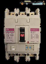 Автоматический выключатель EB2 250/3S 250А (36кА) 3р ETI