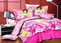 Детское постельное белье ПРИНЦЕССЫ Moon Love ранфорс 251620 (Детский)