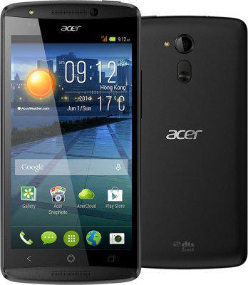 Мобильный телефон Acer Liquid E700 (E39) Triple Sim Black