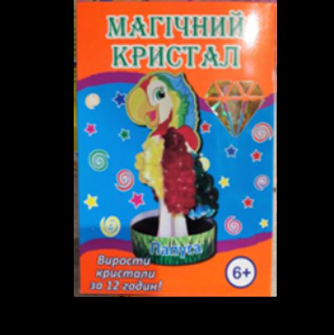 Кристалл Попугай