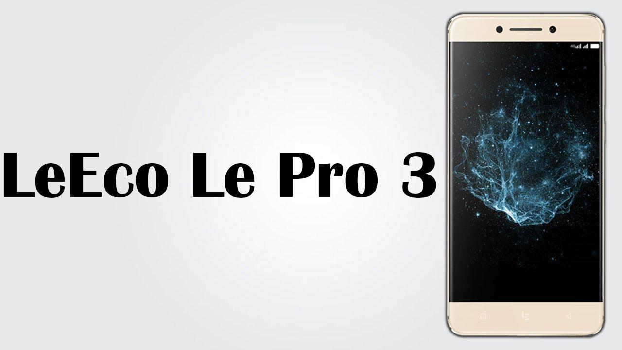 LeEco Le pro 3 X720, 4/32gb, silver. snapdragon-821. 4070mah
