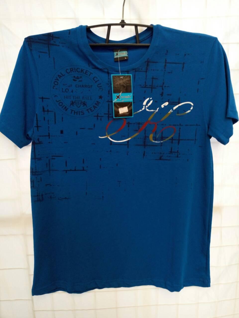 Мужская футболка оптом и в розницу полубатал - Интернет-магазин