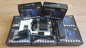Cупутниковий Тюнер Lorton S2-33 Mini Ресивер Full HD