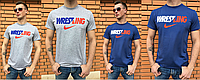 "Мужская футболка ""Wrestling"""