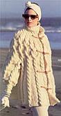 Шерстяные кардиганы, кофты, пальто и жилеты из Индии 44-64 р