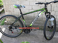 Горный велосипед Cross Atlas 29 дюймов черно-зеленый