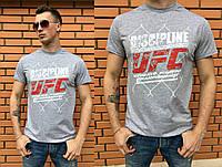 """Мужская футболка """"UFS"""", фото 1"""