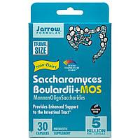 Jarrow Formulas, Сахаромицеты Буларди и MOS, 30 капсул