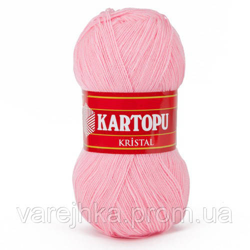 тонкая пряжа Kartopu Kristal 739 картопу кристал цена 171 грн