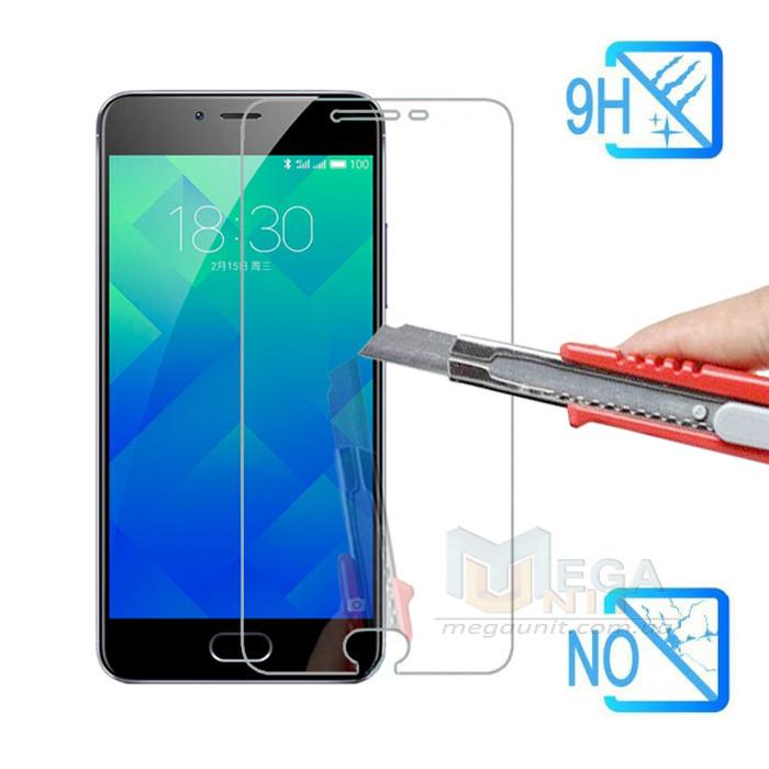 Защитное стекло Tempered Glass для Meizu M5 твердость 9H, 2.5D