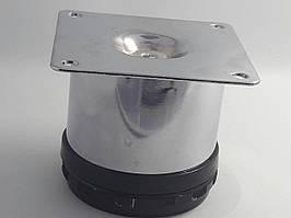 Ножка мебельная регулируемая d 60мм h 50мм